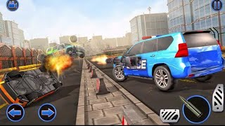 Us Police Hummer Car Quad Bike Police Chase Android Gameplay