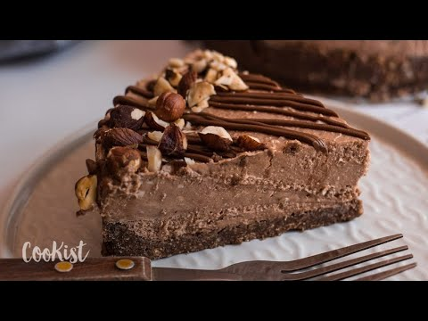Quick Rocher cake: creamy, easy and mouth-watering!