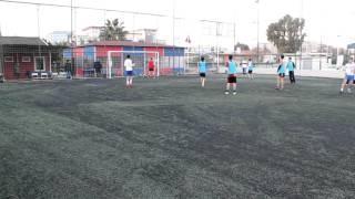 Barış Siliman - Revengers FC Maçın Golü / İZMİR / iddaa Rakipbul Ligi 2015 Kapanış Sezonu