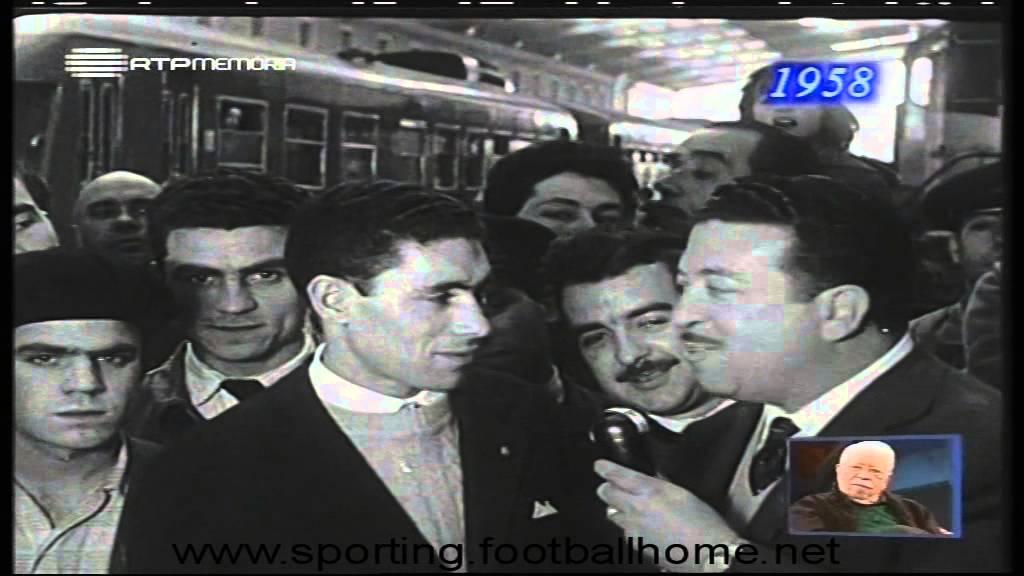 Atletismo :: Entrevista a Manuel Faria em 1958
