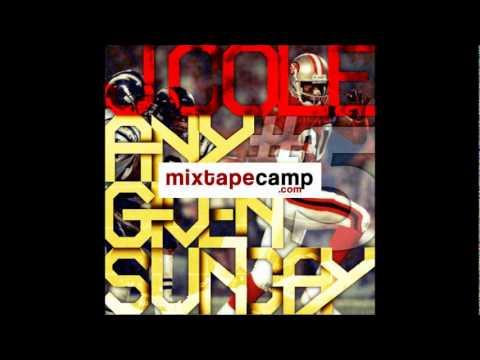 J Cole Any Given Sunday 5 J. Cole - Heavy (Any G...