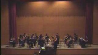Paul Bunyan Suite 2nd movt for String Orchestra (Malaysia)