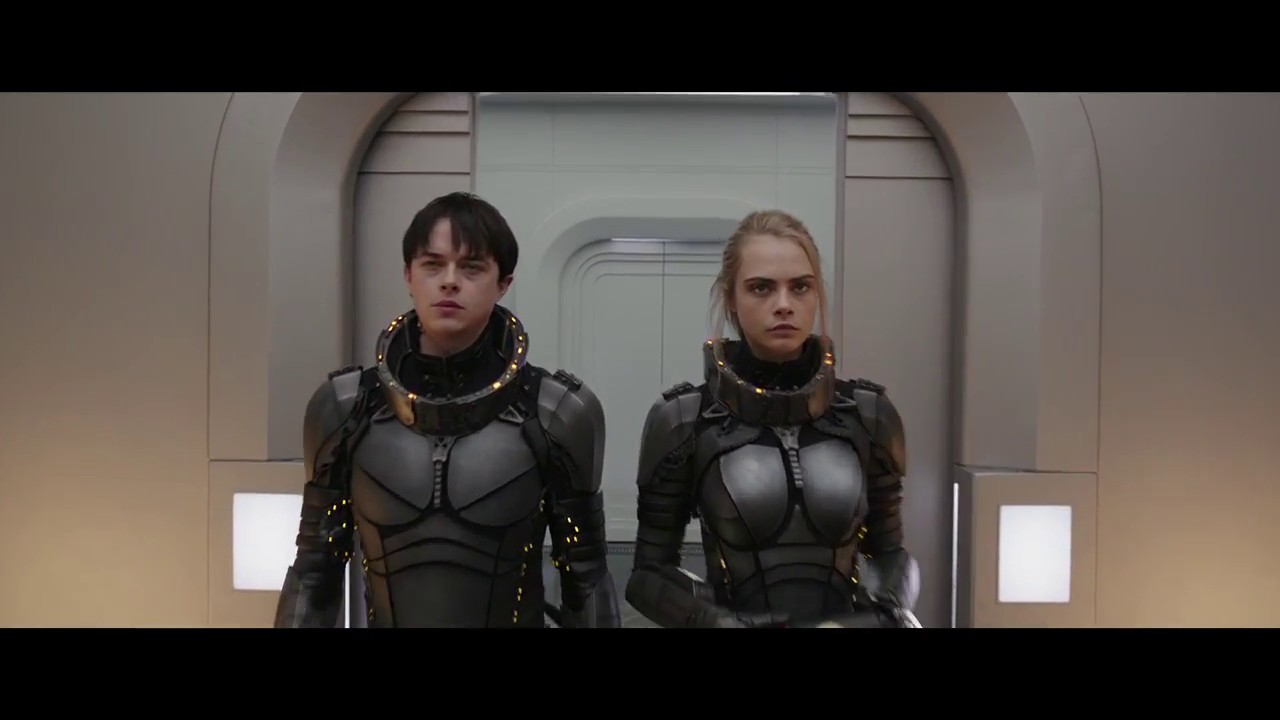 Download Valerian and the City of a Thousand Planets Official Teaser Trailer