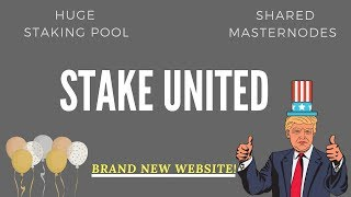 Stake United | BRAND NEW WEBSITE