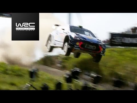 WRC - Vodafone Rally de Portugal 2017: Highlights Stages 16-17