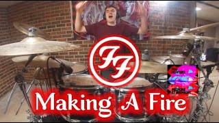 Foo Fighters - Making A Fire - Drum Cover
