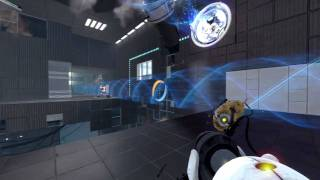 Portal 2: Walkthrough - Part 1 [Chapter 8] - The Itch - Let