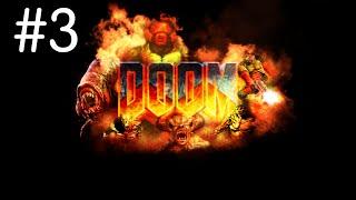 Doom 3: BFG Edition. Серия 3 [Мерзкие пауки преследуют меня]