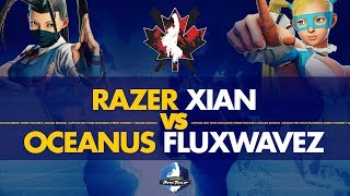 Razer Xian (Ibuki) VS Oceanus FluxWaveZ (R.Mika) - Canada Cup 2019 Pools - CPT 2019