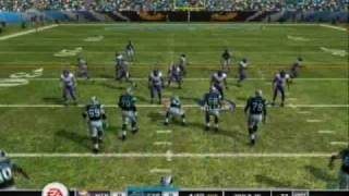 Madden NFL 10 Minnesota Vikings vs. Carolina Panthers