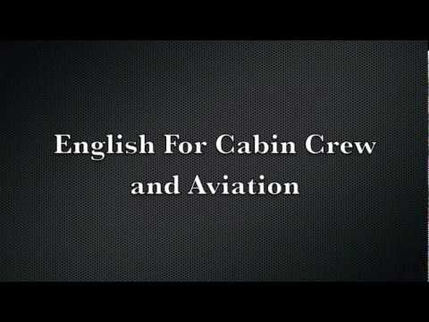 The ICAO English Alphabet For Airline Cabin Crew & Aviation