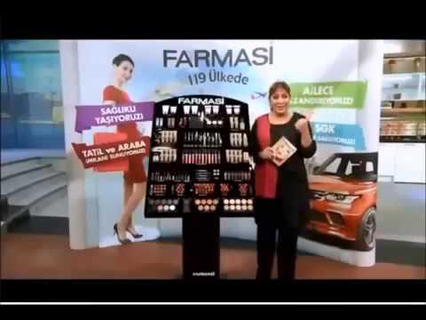FARMASİ KOZMETİK SHOW TV MELEK BAYKAL REKLAM