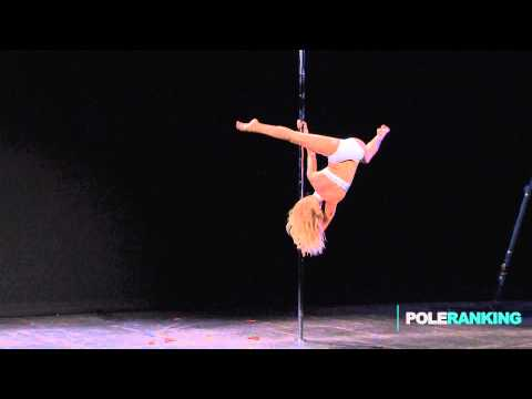 Anastasia Skukhtorova - Copenhagen Pole Competition 2014