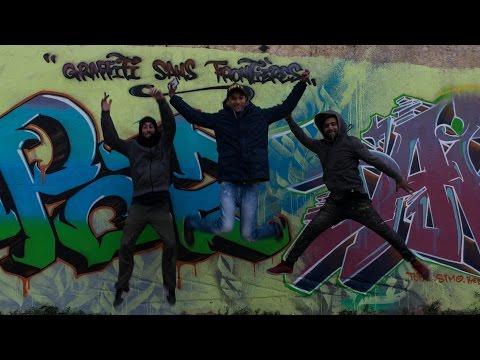 Dais x Topaz (Graffiti Maroc-Meknes)