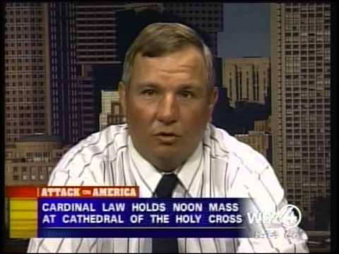 9/11 Boston News Sept 12 2001 CBS Coverage 800 am to 830 am WSBK News
