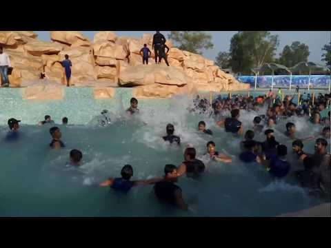 Blue world kanpur.......... wave pool😍😘