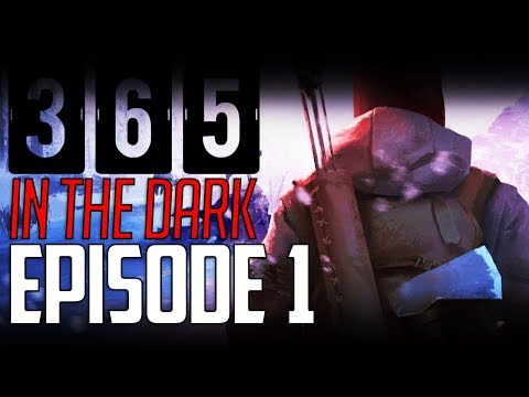 Lets Play THE LONG DARK  A YEAR IN THE DARK  Episode 1