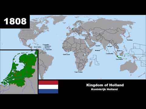 The Netherlands and the Dutch Empire