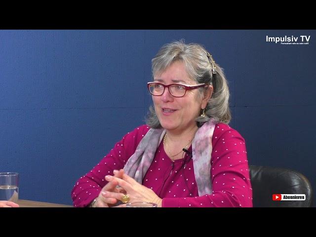Im ehemaligen IS-Gebiet: Sylvia Wähling, eine Frau mit einer schwierigen Mission im Nordirak