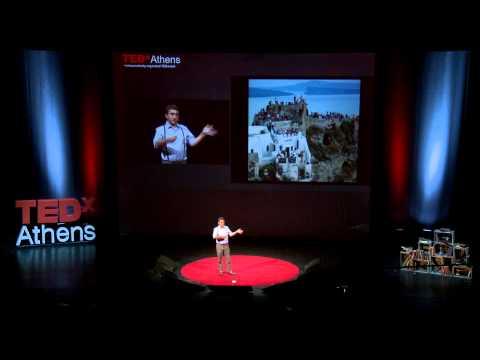 Artful lies and shelves of fiction: Craig Walzer at TEDxAthens