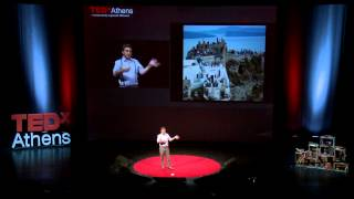 Artful lies and shelves of fiction: Craig Walzer at TEDxAthens