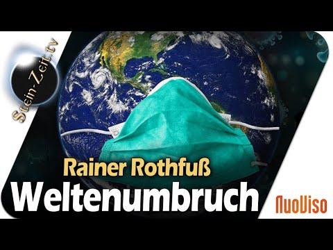 Weltenumbruch - Rainer Rothfuß