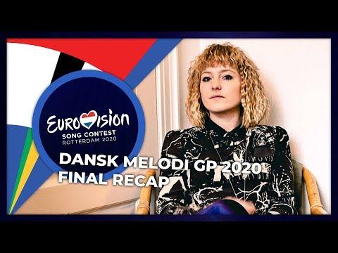 Dansk Melodi Grand Prix 2020 (Denmark) | Final | RECAP