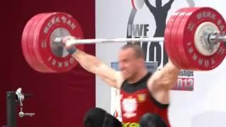 Men 105 kg World Weightlifting Championships 2013 Wrocław, Poland