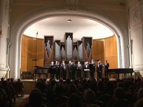 Ki Lekah Toyv-Moscow Male Jewish Cappella, Conductor-Alexander Tsaliuk