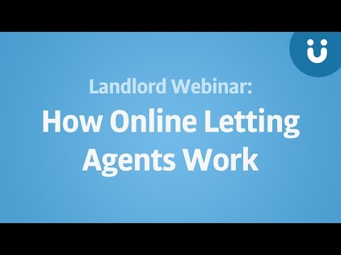 Landlord Webinar:  How Online Letting Agents Work