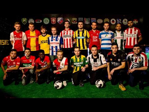 Aftrap E-Divisie - Eredivisie FIFA17 | Official E-Divisie trailer