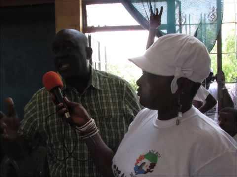 Tok Bot Salone radio debate in Bo.