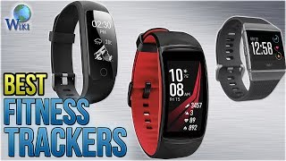 10 Best Fitness Trackers 2018