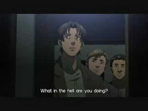 Favorite scene from Black Lagoon