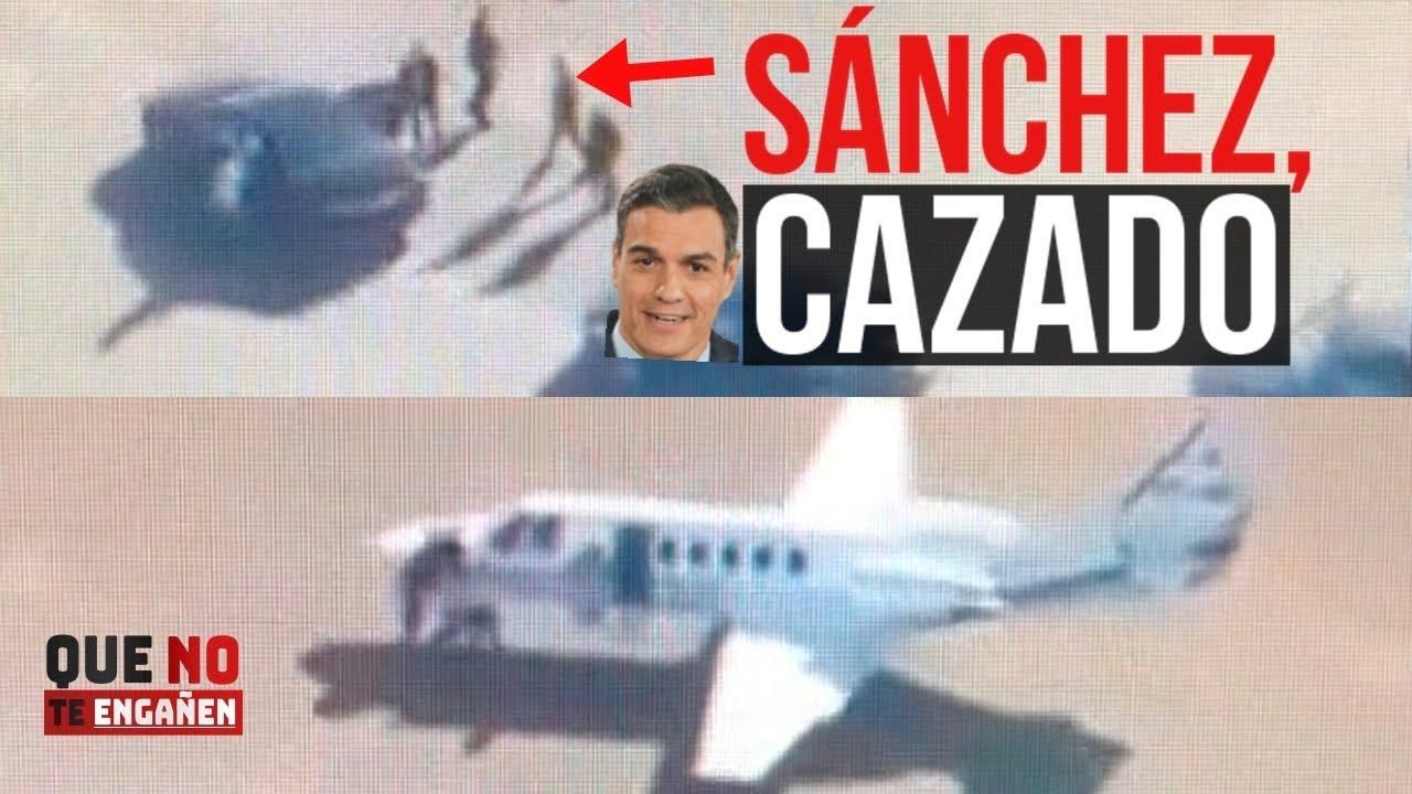 DEMOLEDORA FILTRACIÓN: 90 segundos de Pedro Sánchez y lo que oculta, desvelado