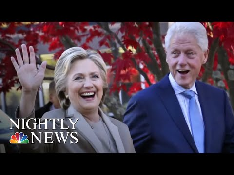 Security On High Alert At Clinton's Chappaqua Home After Pipe Bomb Scare | NBC Nightly News