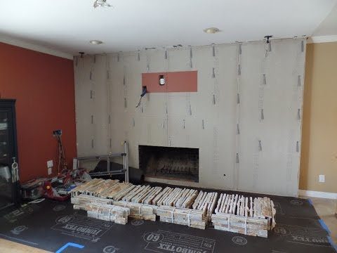 East West Stone Installing Veneer Panels With T V Youtube