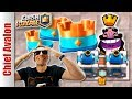 YOU CAN'T STOP IT! AMAZING CLASH ROYALE DECK FOR 2v2 | FREEZE, BURN AND 3 CROWN THEM!