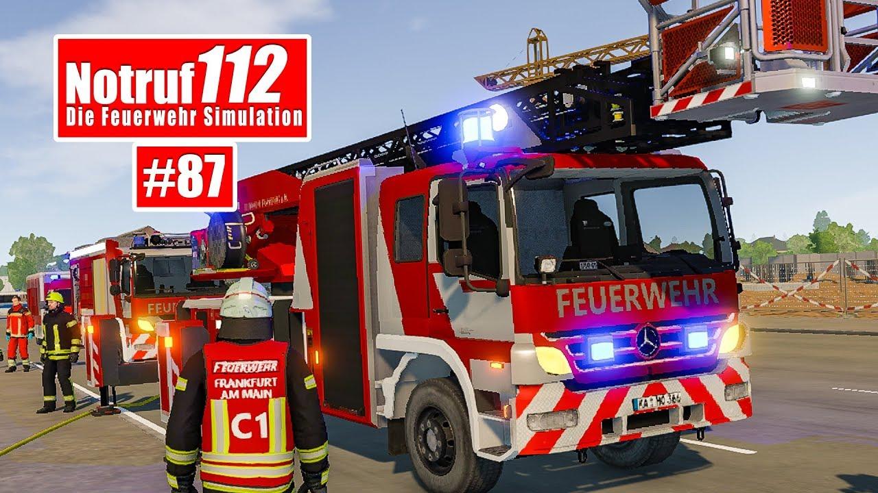 Notruf 112 87 Einsatzleiter Bei Supermarktbrand Nachforderung