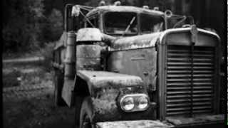 """Truck Driving Son of a Gun""... Red Sovine (Truck Drivers)"