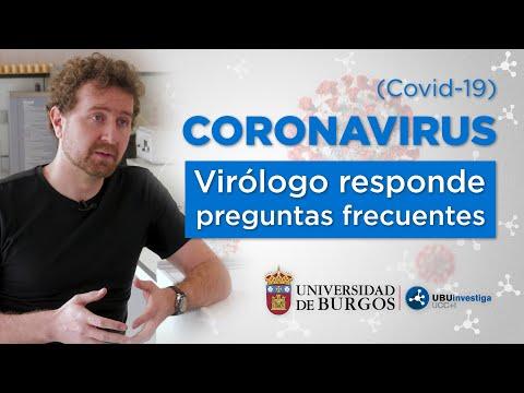 NUEVO CORONAVIRUS: virólogo responde a preguntas frecuentes de Internet
