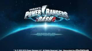 Show Back Power Ranger Dash Hack