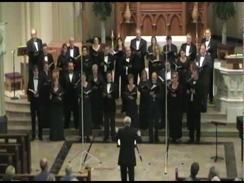 Lancaster Chorale performs Memento Mei Domine