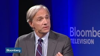Dalio: Rates Can't Rise Faster Than Discounted in Curve