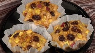 Sweet Potato Mushipan Recipe (Easy and Healthy Steamed Cake Dessert) | Cooking with Dog