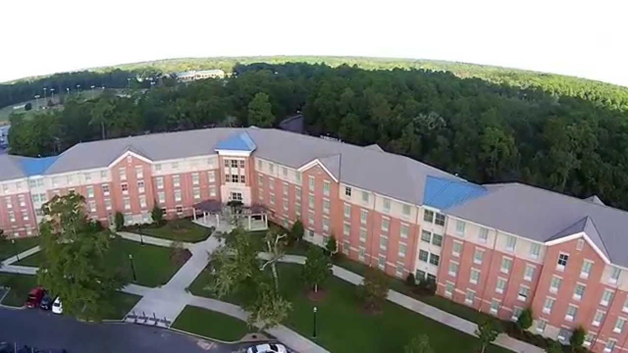university of south alabama dorm rooms
