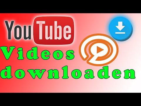 YouTube Videos downloaden| Kostenlos, einfach, legal