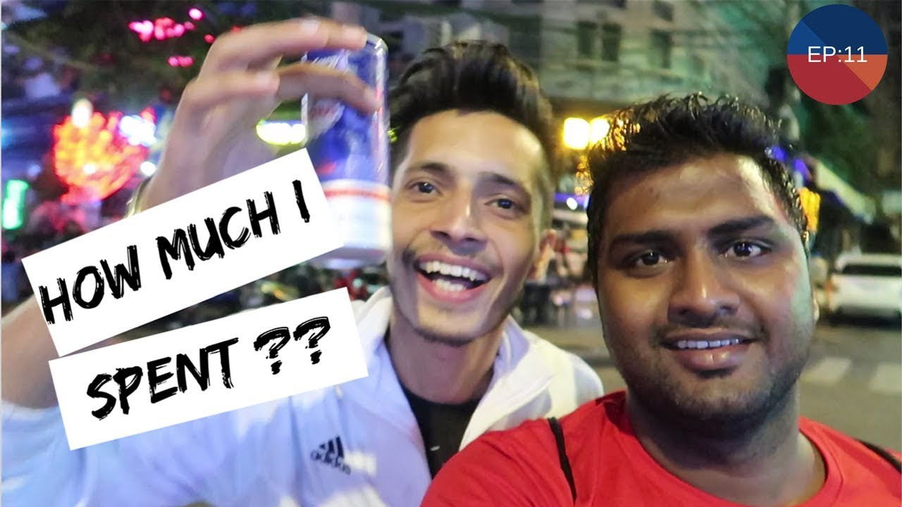 My Total Expense for Cambodia Trip|| Budget||