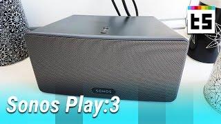 mqdefault - [MediaMarkt] Sonos Play:3 drahtloser Lautsprecher weiß oder schwarz für nur 222€ statt 279€