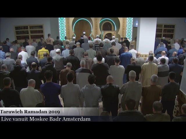 Taraweeh Ramadan 2019 Deel 22